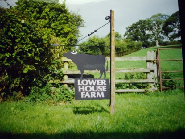 House Sign for Farm
