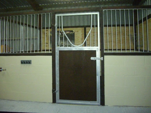 Ironmongery for Stables
